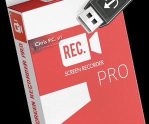 ChrisPC Screen Recorder Pro 2.35 Crack Plus Serial Key Updated