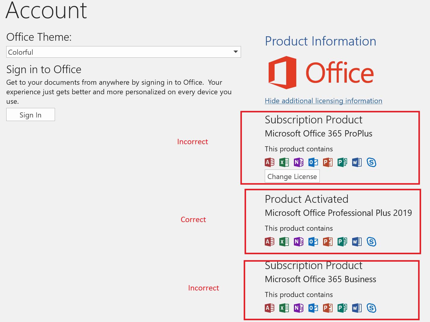 Microsoft Office Professional Plus 2019 Product Key With Keygen 2020
