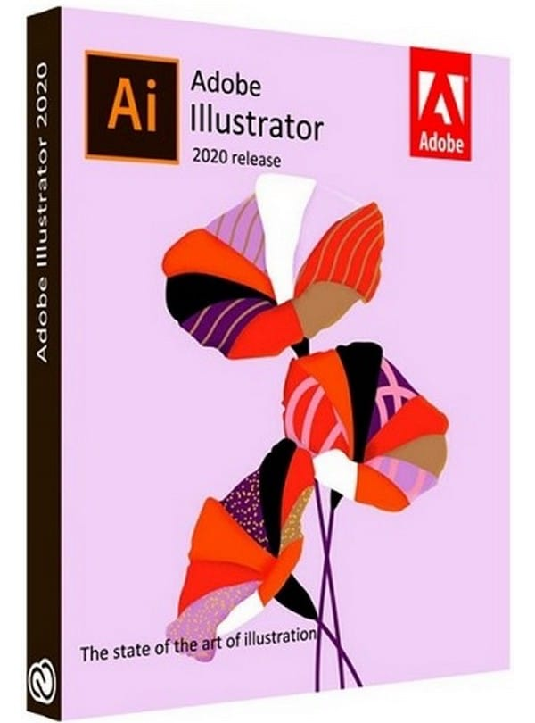 Adobe Illustrator CC 2020 Crack v24.1.2.408 Full Version License Key Free Download