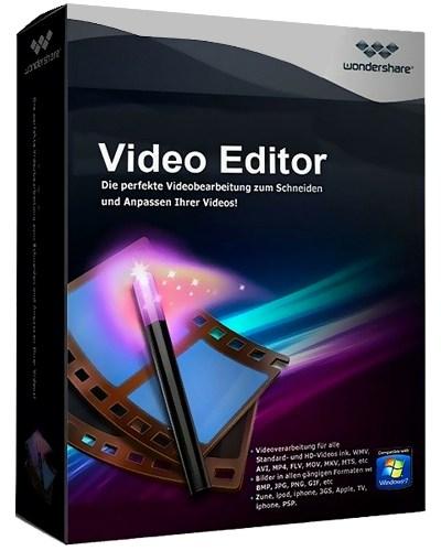 Wondershare Video Editor Software Crack Full Version Free Download 2020