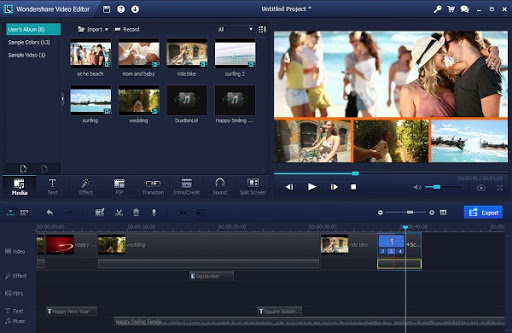 Wondershare Video Editor Software Crack Full Version Free Download 2020