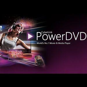 Cyberlink PowerDVD Ultra 21.1 Crack