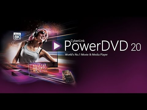 Cyberlink PowerDVD Ultra 20.0.1519.62 Crack & Activation Code Full Free Download 2020