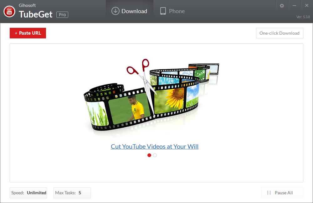 Gihosoft TubeGet 8.4.86 Crack Plus Activation Key (Mac/Windows)