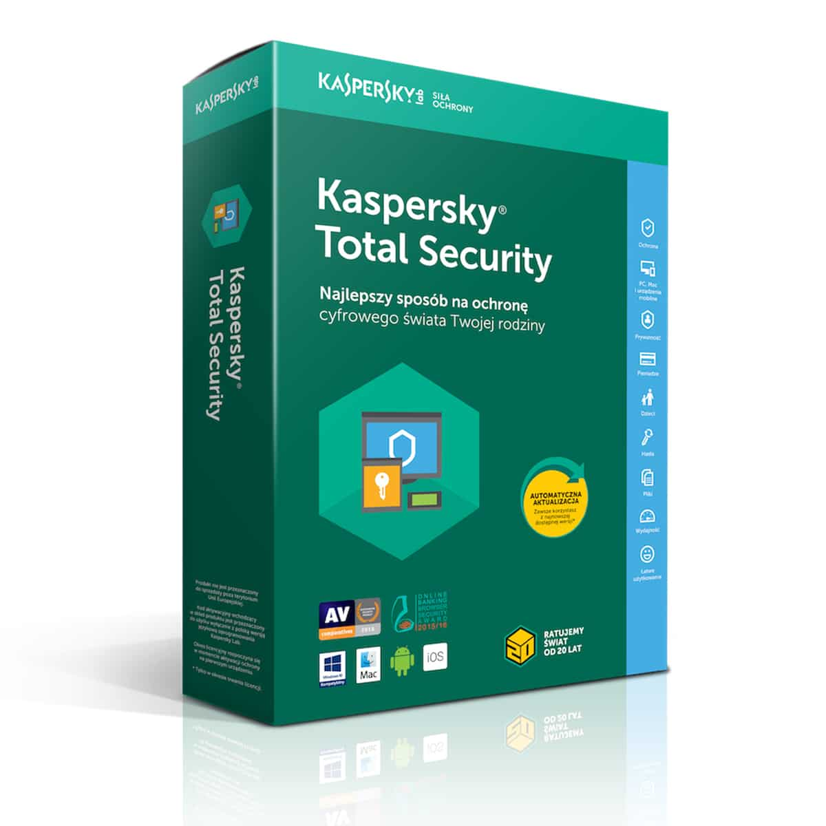 Kaspersky Total Security Crack 2020 & Activation Code Full Latest Download