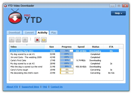 YTD Video Downloader Pro 6.11.7 Crack With Serial Key 2020 Latest