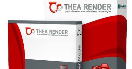 Thea Render 2.2.974 Crack for SketchUp – Full Version 2020 Free Download